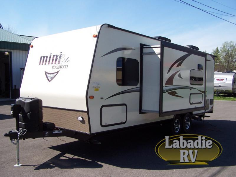2018 Forest River Rv Rockwood Mini Lite 2503S, 2