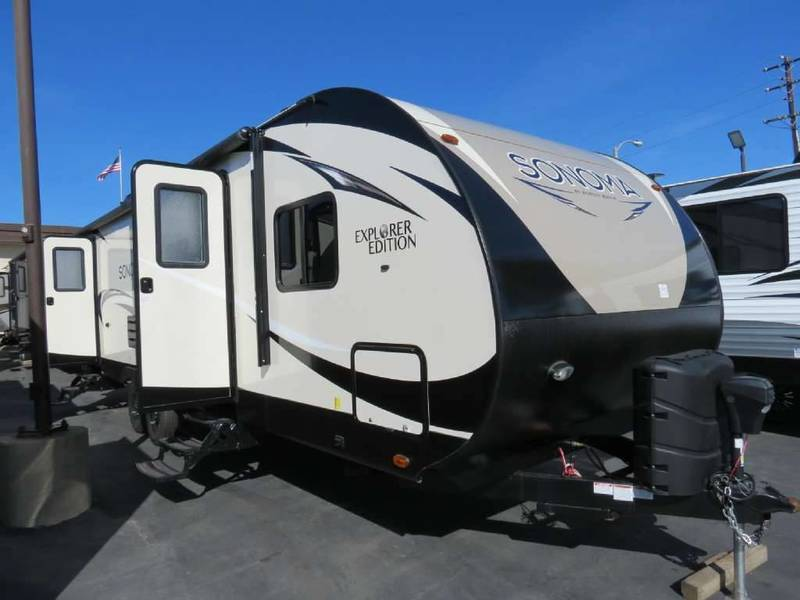 2017 Forest River Sonoma Explorer Edition 270BHS