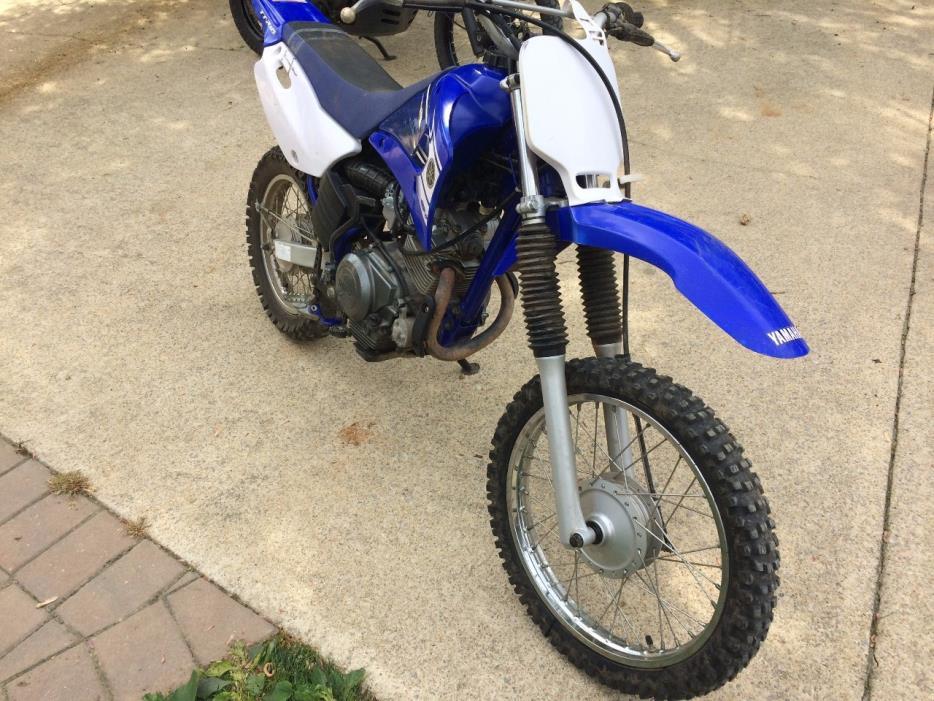 2004 Yamaha TT-R125 E