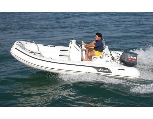 2004 AB Inflatables Nautilus 15 DLX