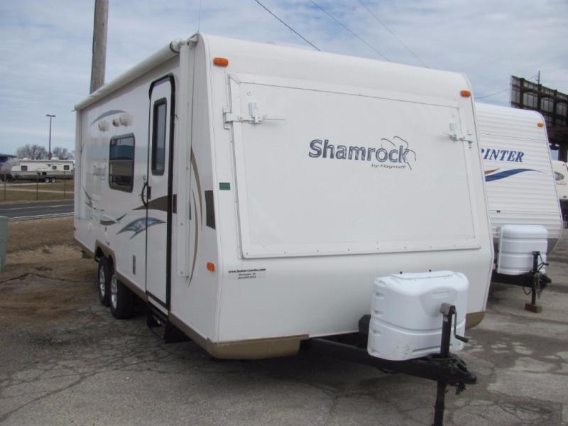 2013 Forest River Rv Flagstaff Shamrock 23SS