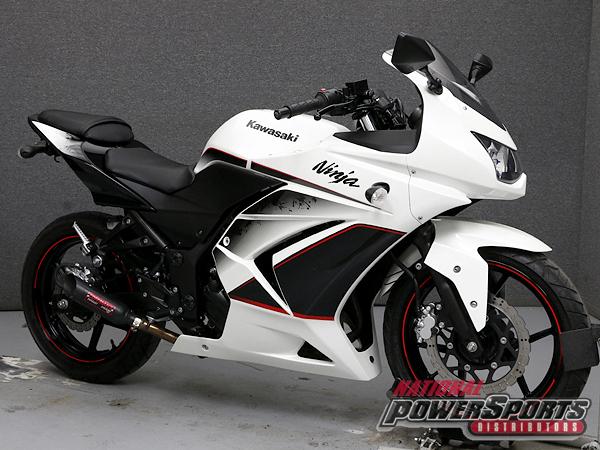2011 Kawasaki EX250 NINJA