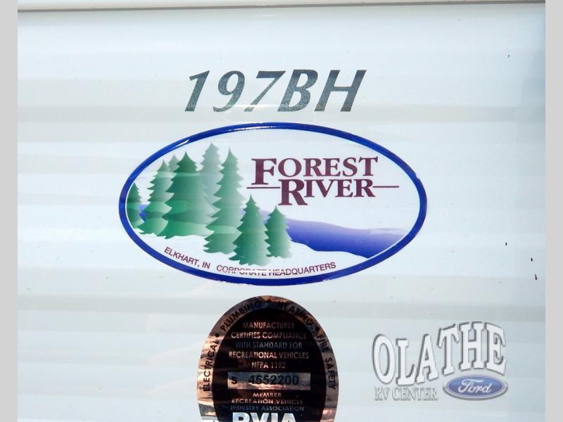 2018 Forest River Rv Wildwood X-Lite FSX 197BH, 5