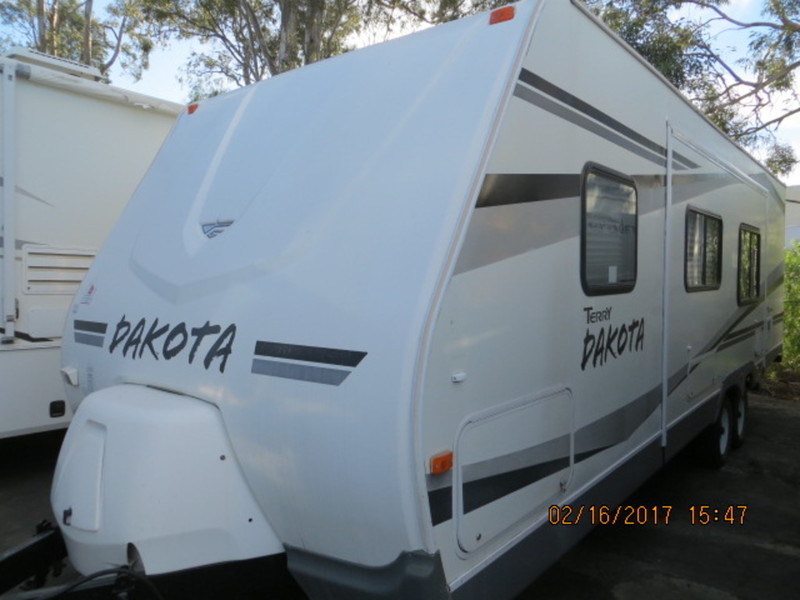 2006 Fleetwood Dakota 29BH