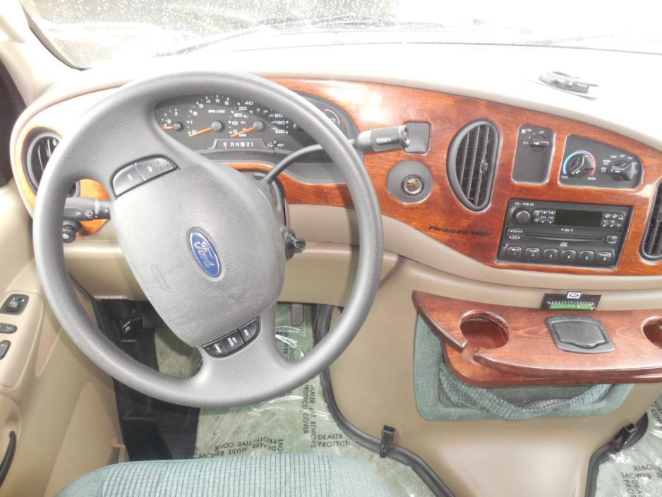 2004 Pleasure-Way B-Van, 5