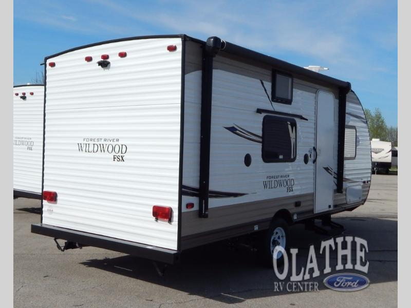 2018 Forest River Rv Wildwood X-Lite FSX 187RB, 4