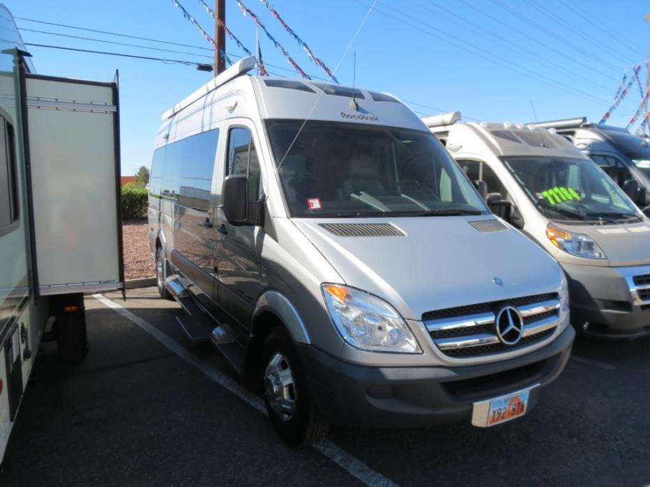 2012 Roadtrek Adventurous RS