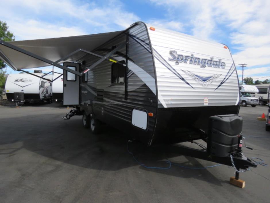 2017 Keystone SPRINGDALE 212RBWE