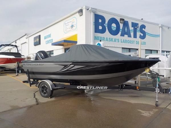 2017 Crestliner 1850 Sportfish Outboard