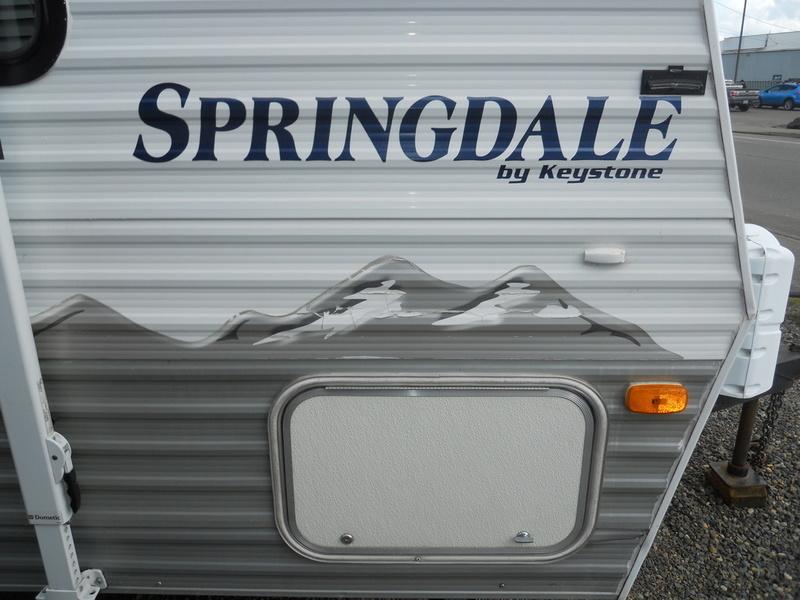 2010 Keystone Rv Springdale 232RBLWE, 5