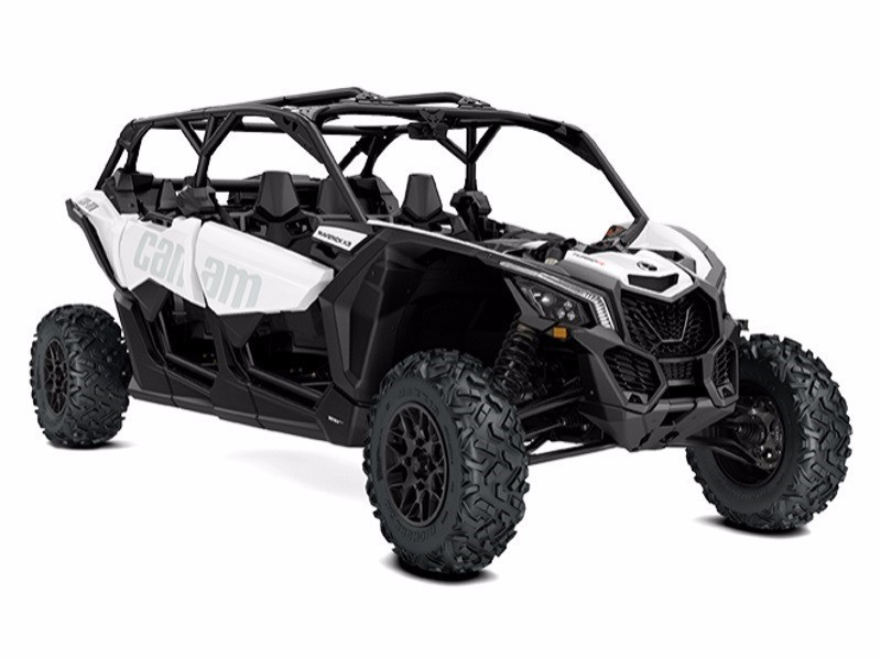 2017 Can-Am Maverick X3 MAX TURBO R