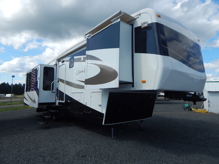 2008 Carriage CARRI-LITE 36XTRM5, 3