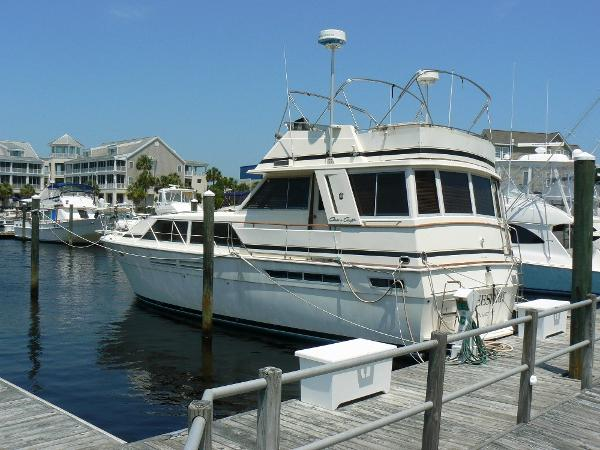 1986 Chris Craft 46 Constellation