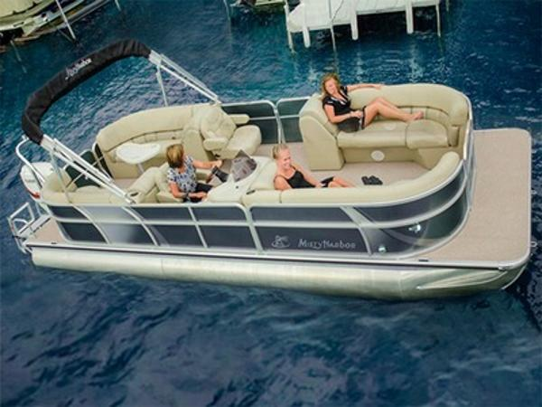 2015 Misty Harbor Boats Cruiser 2285CU
