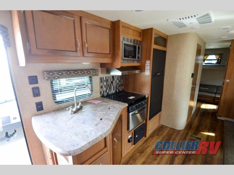 2018 Coachmen Rv Catalina Legacy 293QBCK, 2