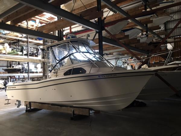 2004 Grady-White 282 Sailfish WA