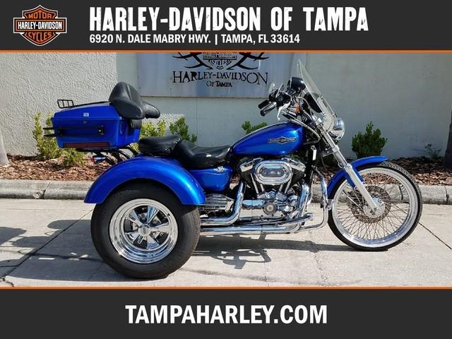 2006 Harley-Davidson XL1200C SPORTSTER 1200 CUSTOM