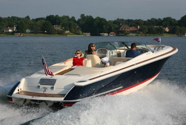 2012 Chris-Craft Launch 28
