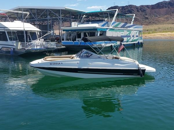 2015 Bayliner 195DB