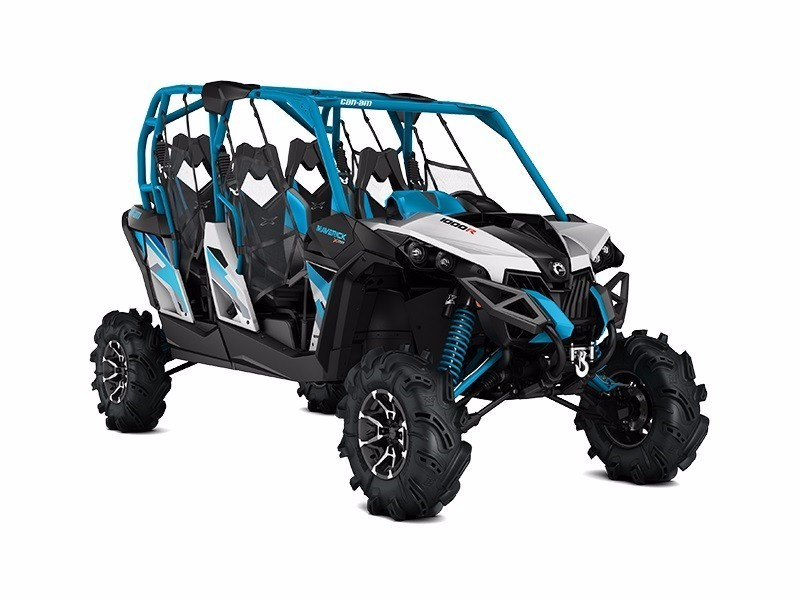 2017 Can-Am Maverick MAX X mr