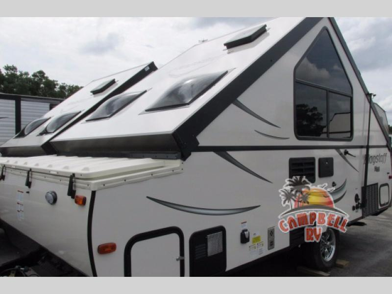 2018 Forest River Rv Flagstaff Hard Side High Wall Series 21TBHW