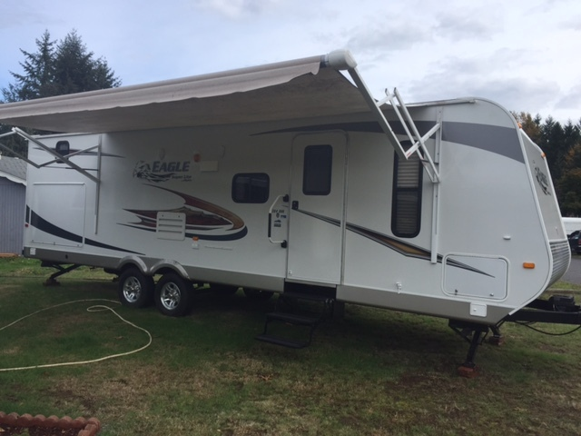 2012 Jayco EAGLE SUPER LITE 304BHS