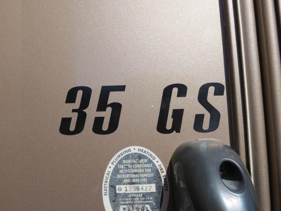 2007 Jayco Seneca 35GS, 4