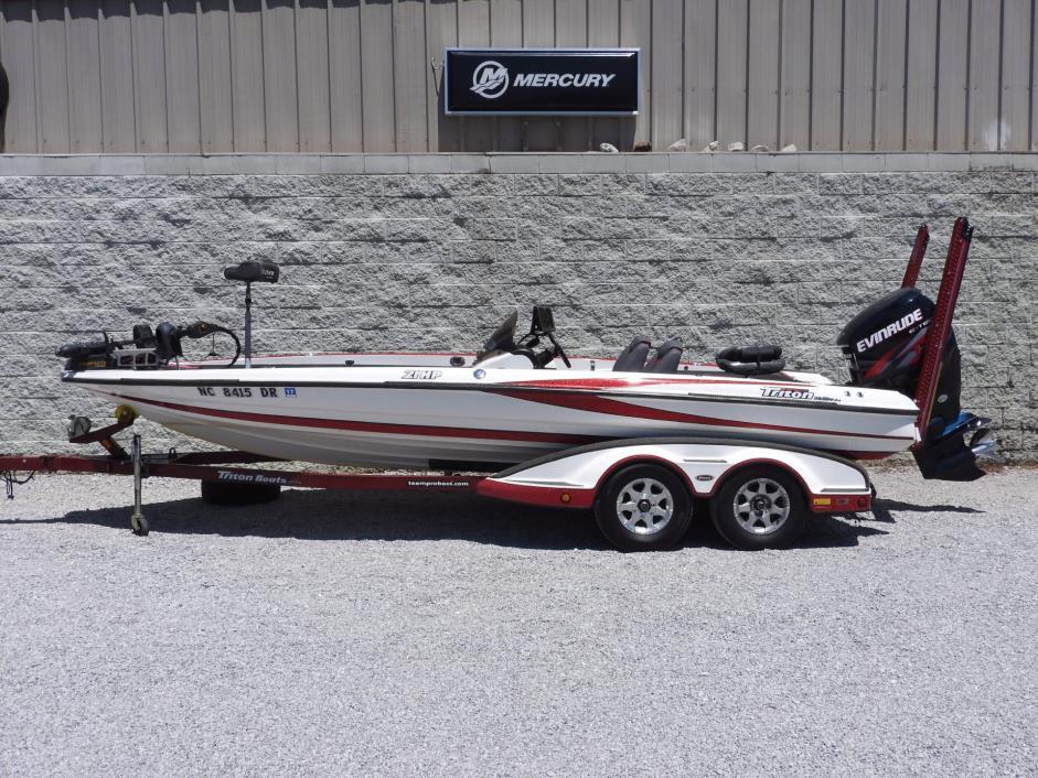 2009 Triton 21HP