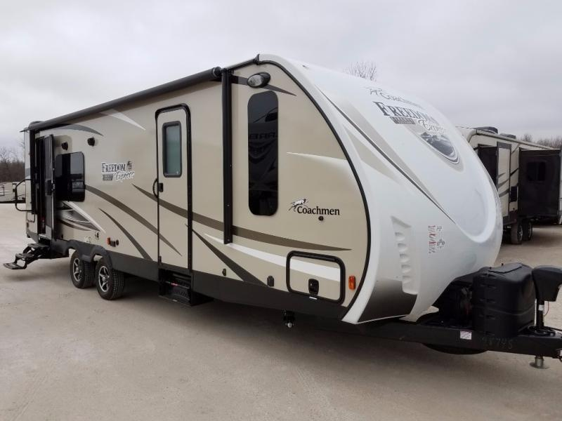 2018 Coachmen Rv Freedom Express Liberty Edition 276RKDSLE