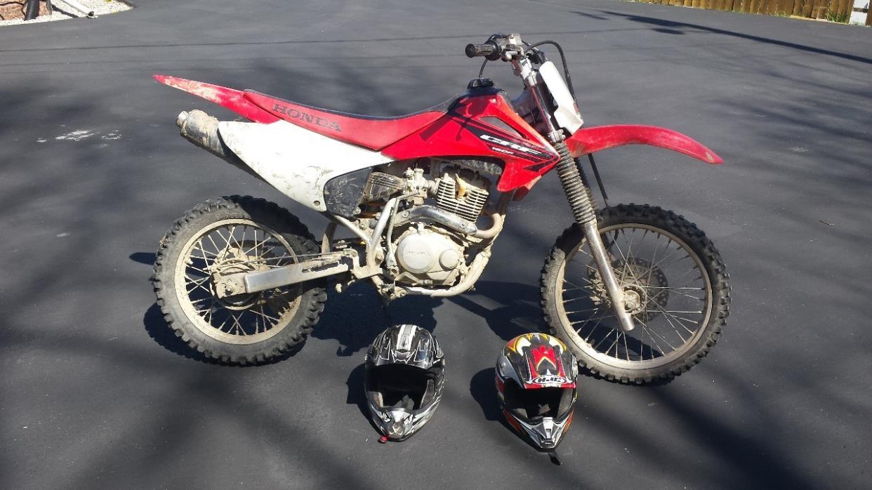 2004 Honda CRF 150F, 1