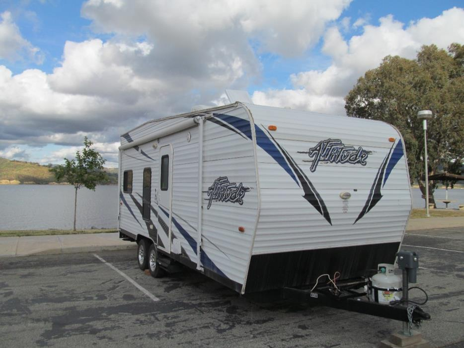 2014 Eclipse Recreational Vehicles ATTITUDE 19FB