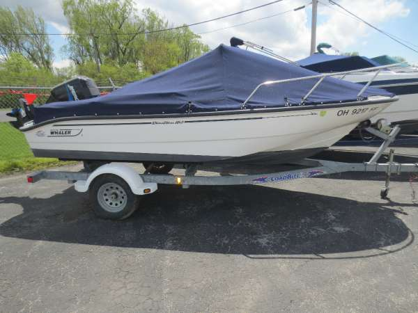 2003 Boston Whaler 160 Dauntless CC