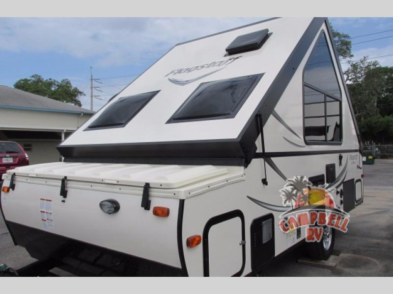 2018 Forest River Rv Flagstaff Hard Side T12RBST