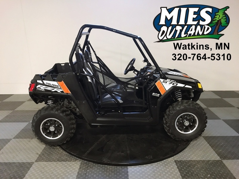 2013 Polaris RZR 570 EPS Trail LE Gloss Black
