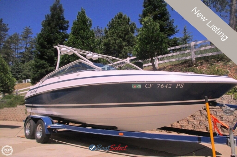 2000 Chris Craft 210 BR