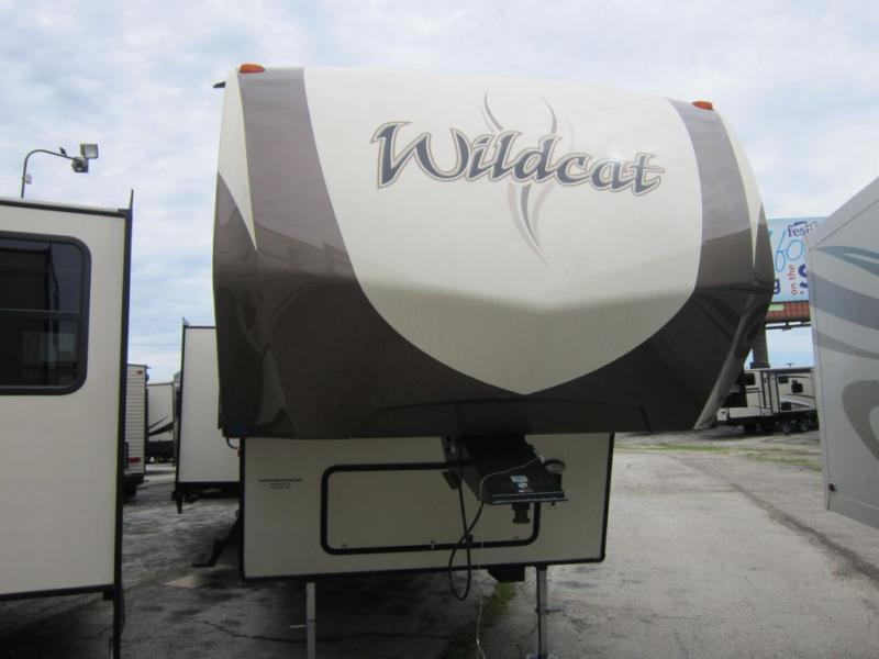 2016 Forest River Rv Wildcat 28SGX