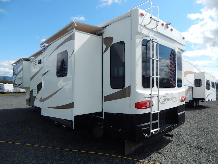 2008 Carriage CARRI-LITE 36XTRM5, 1