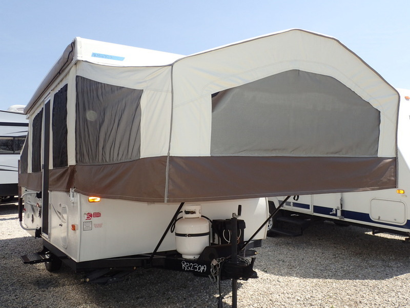 2014 Forest River Rockwood Tent Freedom Series 2318G