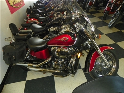 2003 Honda SHADOW 750 DELUXE