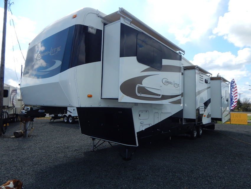 2008 Carriage CARRI-LITE 36XTRM5, 0