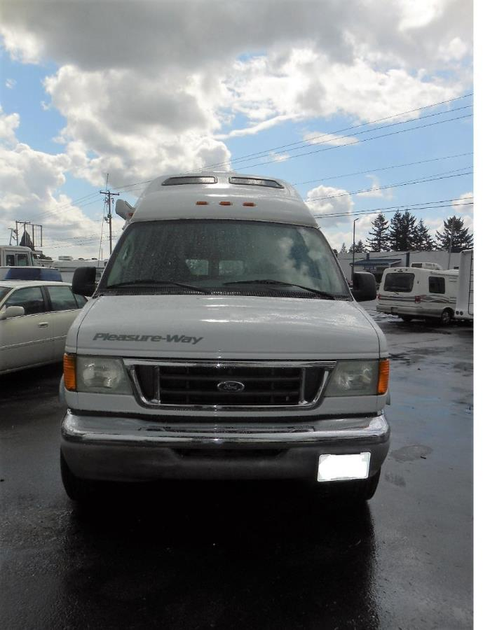 2004 Pleasure-Way B-Van