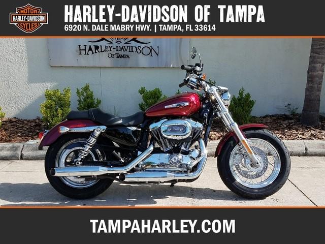2017 Harley-Davidson XL1200C SPORTSTER 1200 CUSTOM