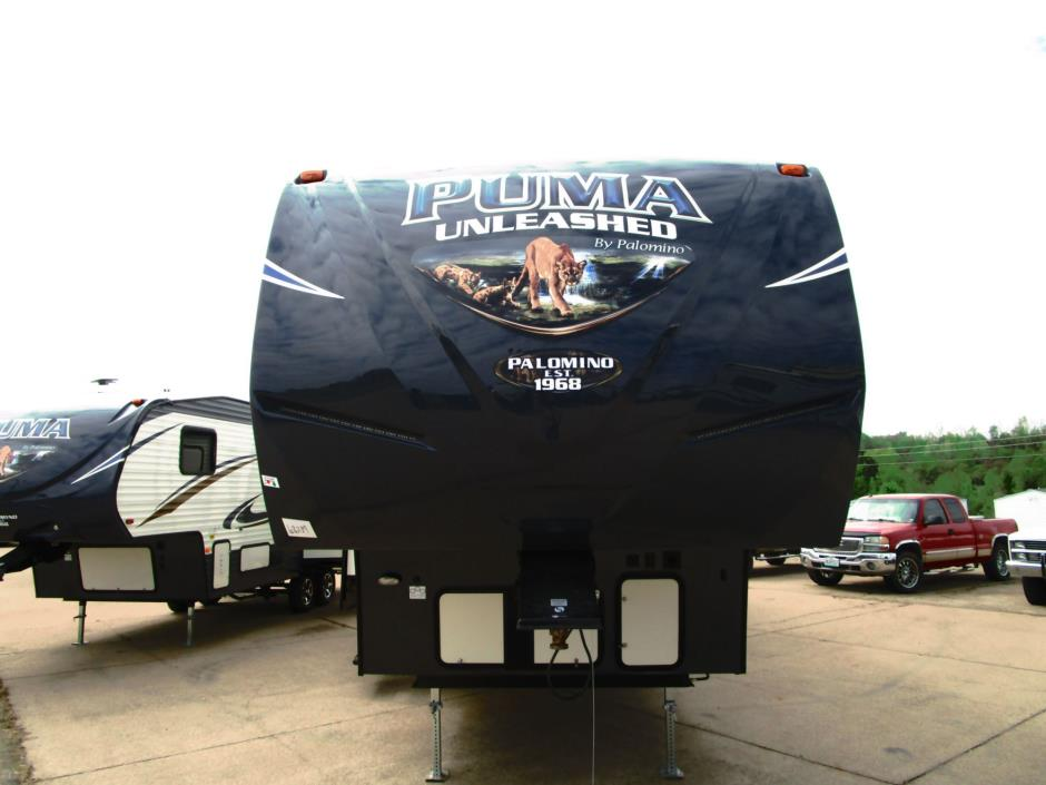 2018 Forest River PUMA 384FQS