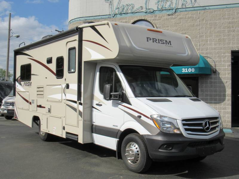 2017 Coachmen Prism Profile 2150LE