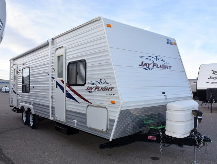 2008 Jayco JAY FLIGHT M24RKS
