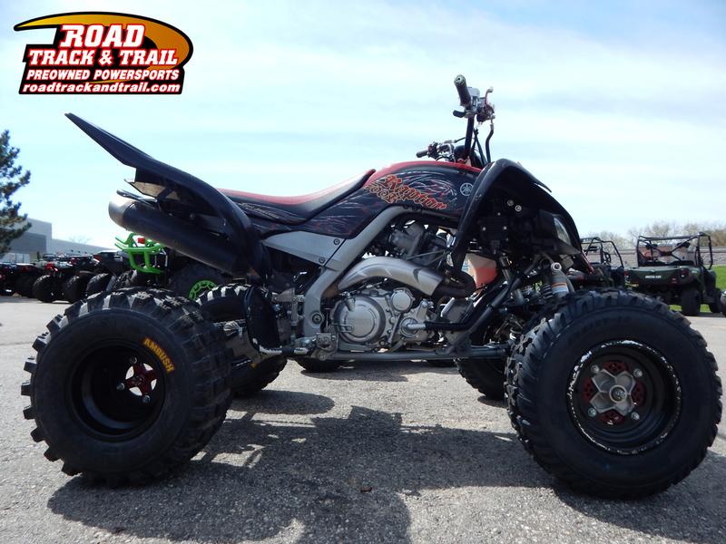 2013 Yamaha Raptor 700 SE