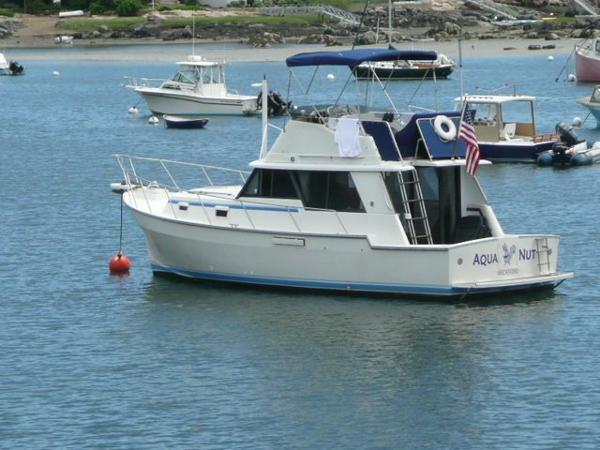 1984 Mainship MK III
