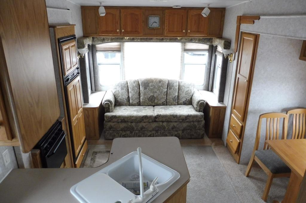 2003 Ameri-Camp Fifth Wheel 265RLS, 7