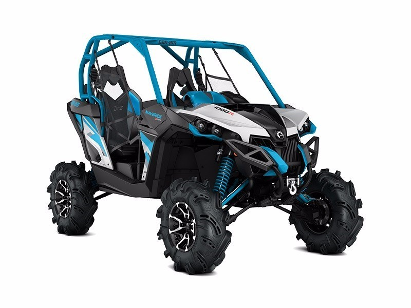 2017 Can-Am Maverick X mr