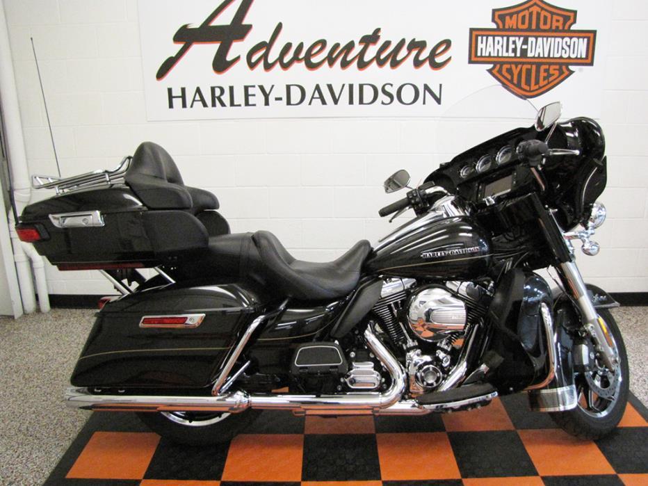 2016 Harley-Davidson Electra Glide Ultra Limited FLHTK